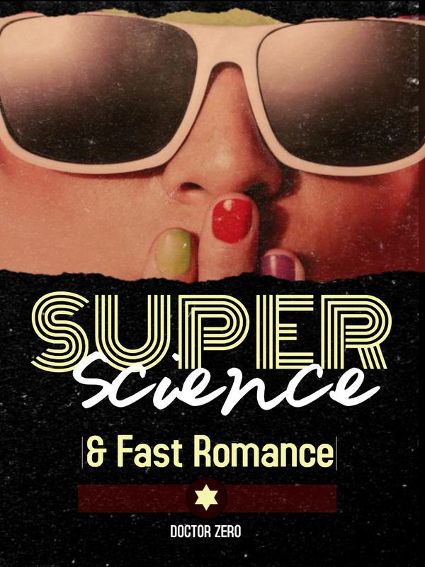 Super Science & Fast Romance Cover