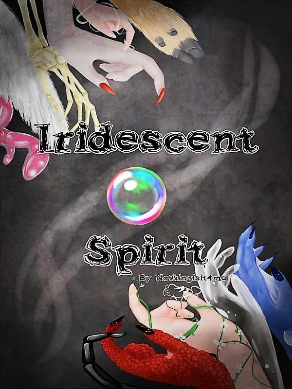 Iridescent Spirit Cover