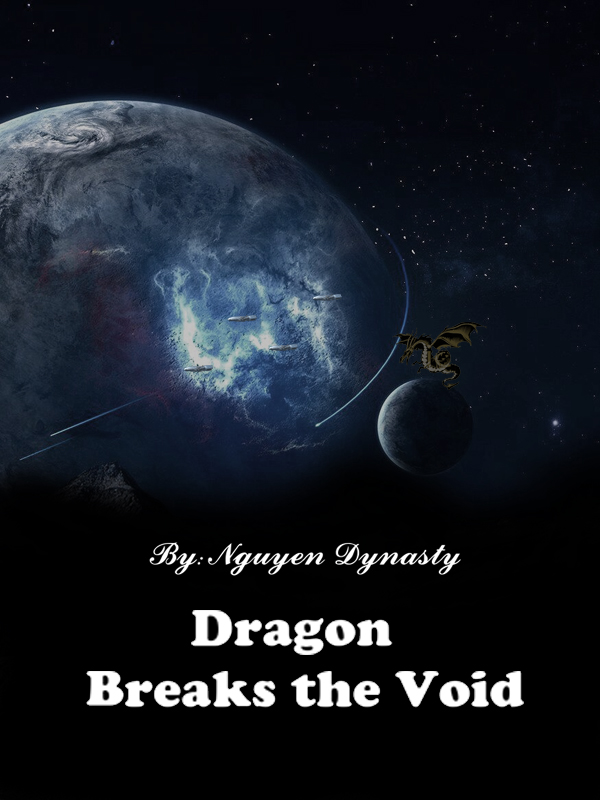 Dragon Breaks the Void Cover