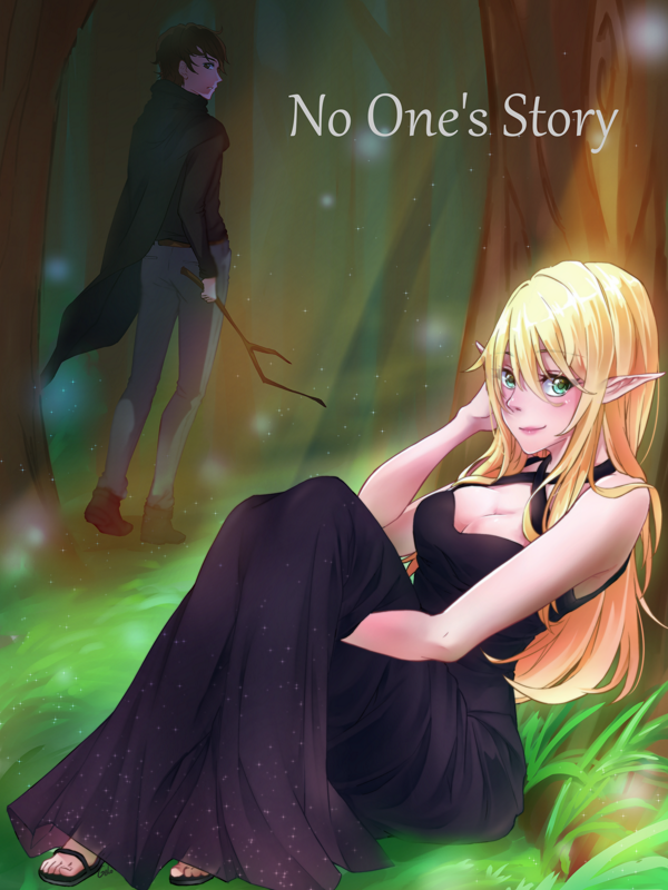 No One's Story Cover