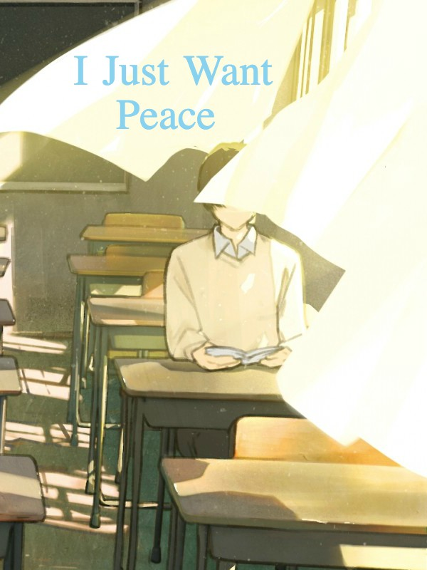 I Just Want Peace Cover