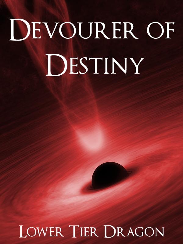 Devourer of Destiny Cover