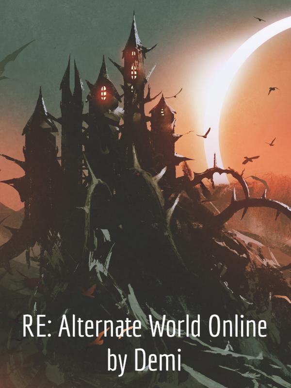 RE: Alternate World Online Cover