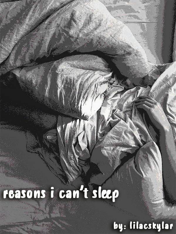 reasons i can't sleep Cover