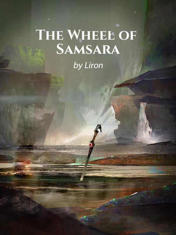 The Wheel of Samsara Cover