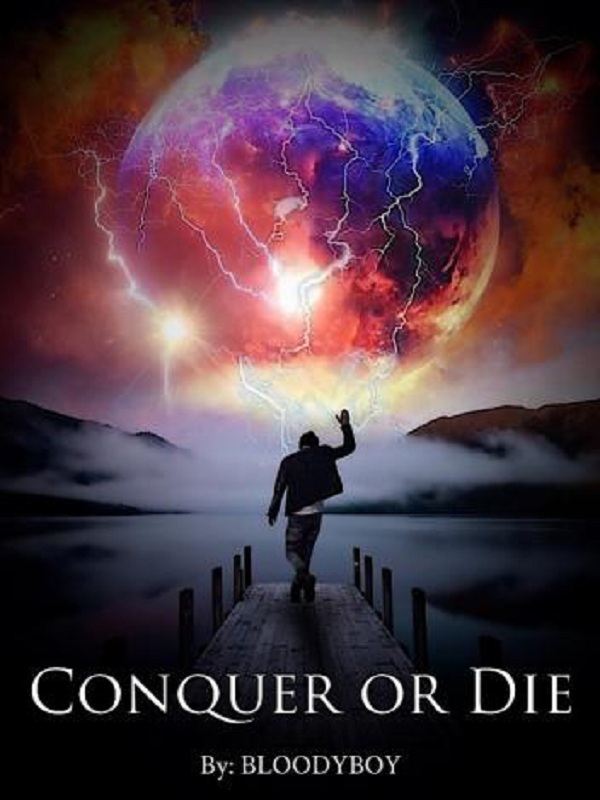 Conquer or Die Cover