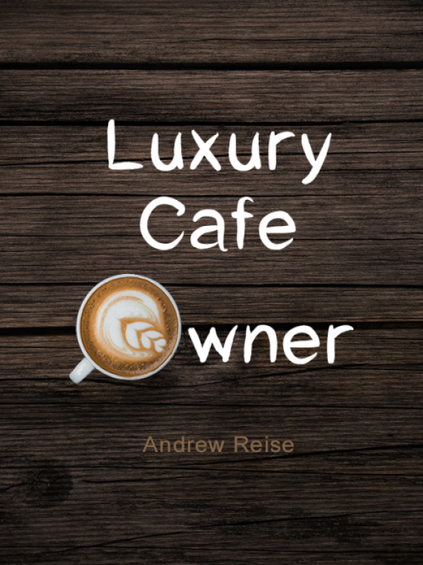 Luxury Cafe Owner Cover