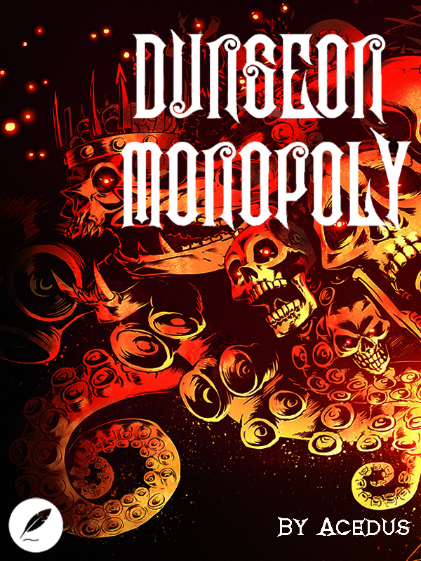 Dungeon Monopoly Cover