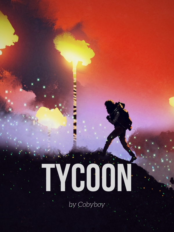 Tycoon - Seeking to Live a Modest Life in a Fantasy World Cover