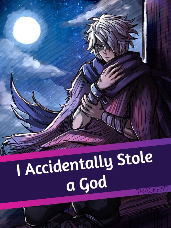 I Accidentally Stole a God Cover