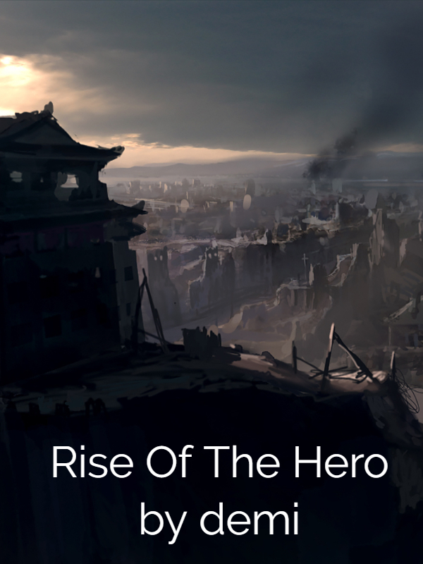 Rise Of The Hero Cover