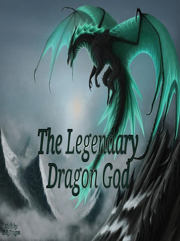 Legendary Dragon God Cover