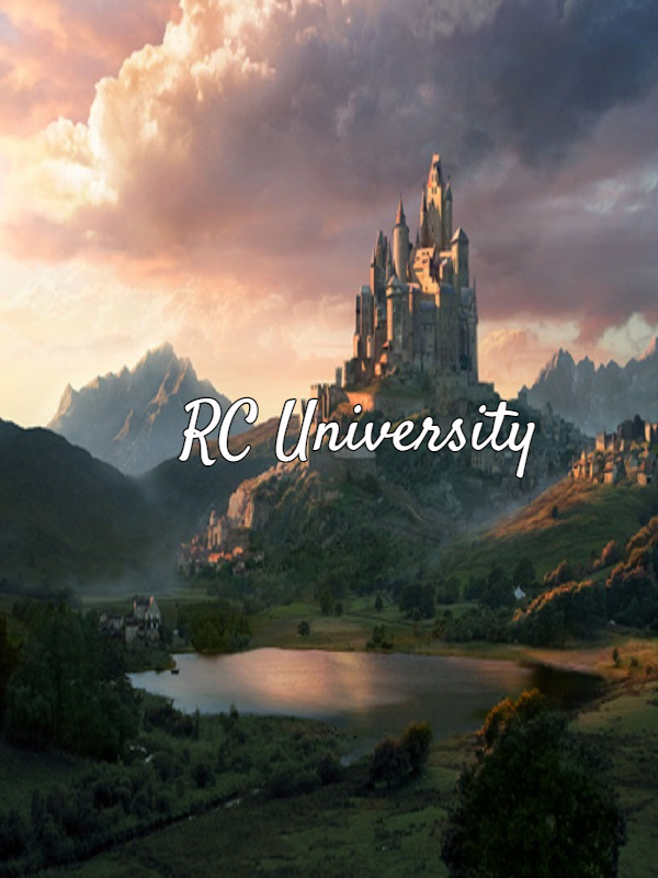 RC University Cover