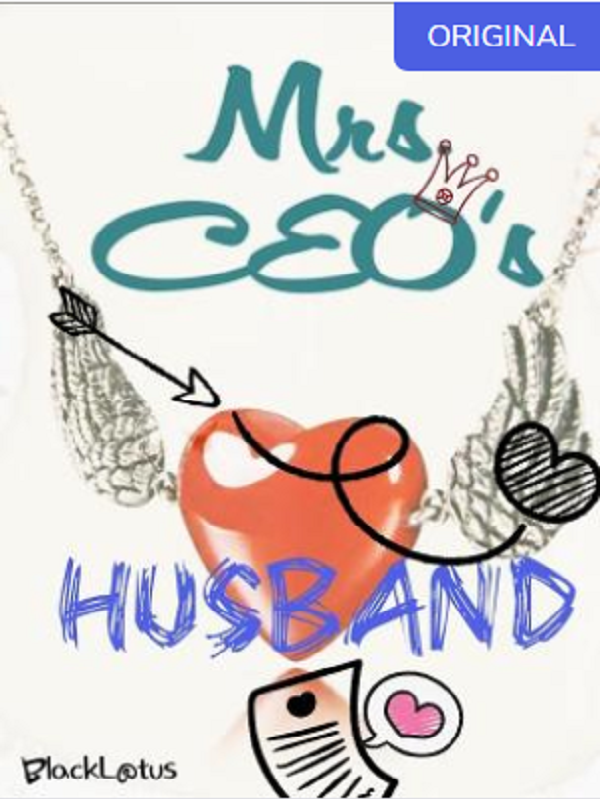 Mrs. CEO's Husband Cover