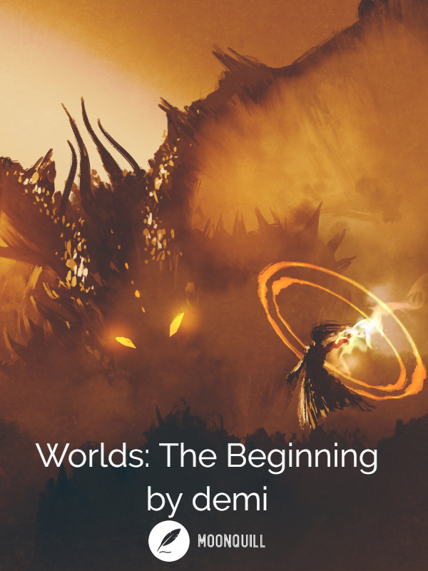 Worlds: The Beginning (Old) Cover