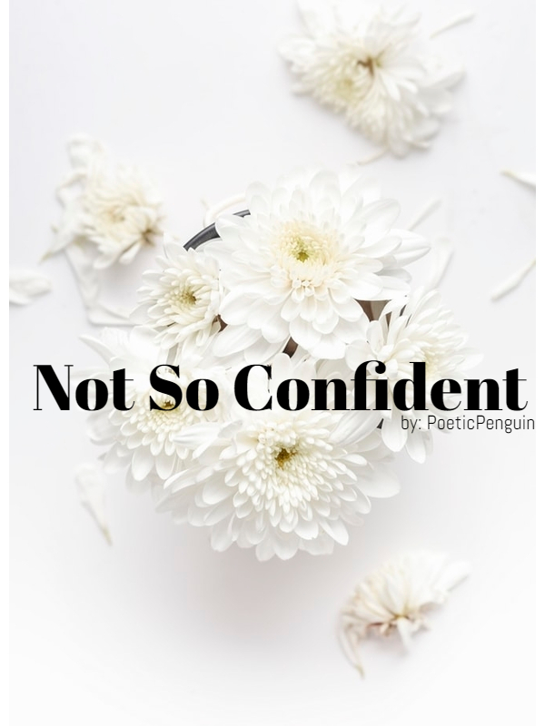 Not So Confident Cover