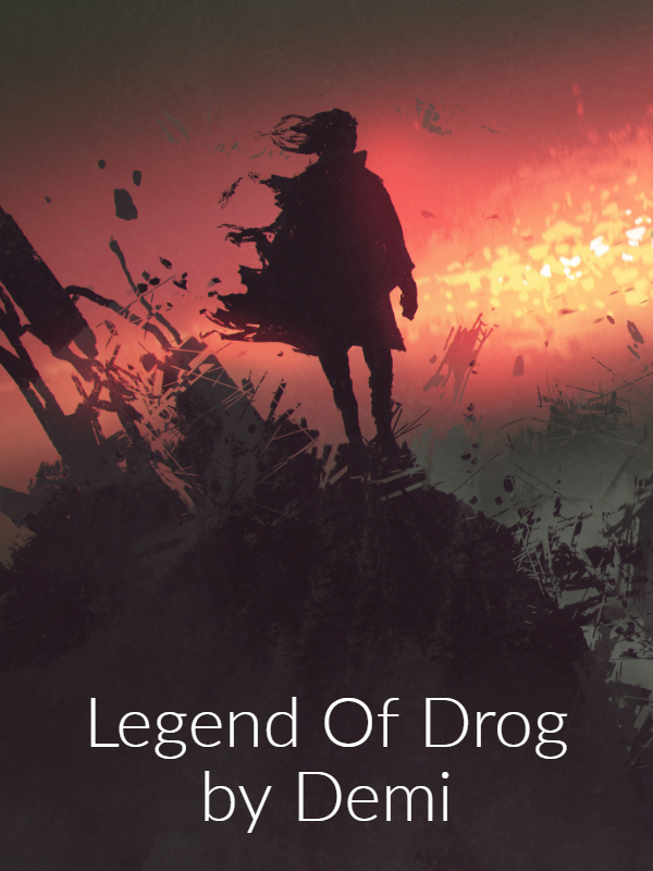 Legend Of Drog Cover