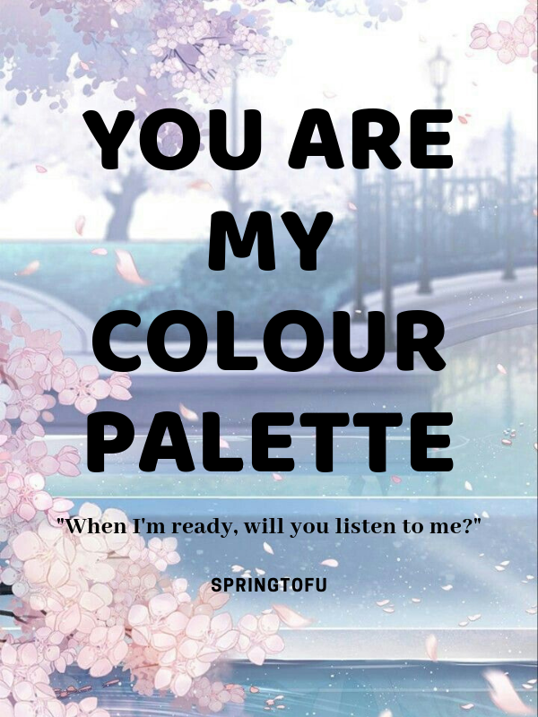 You Are My Colour Palette Cover