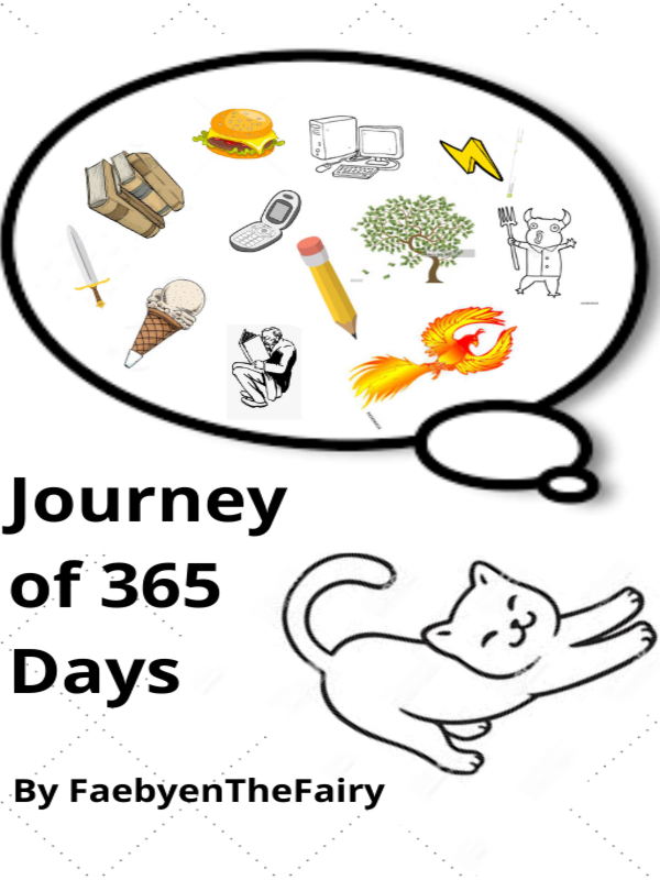Journey of 365 Days (((Kind of Completed))) Cover