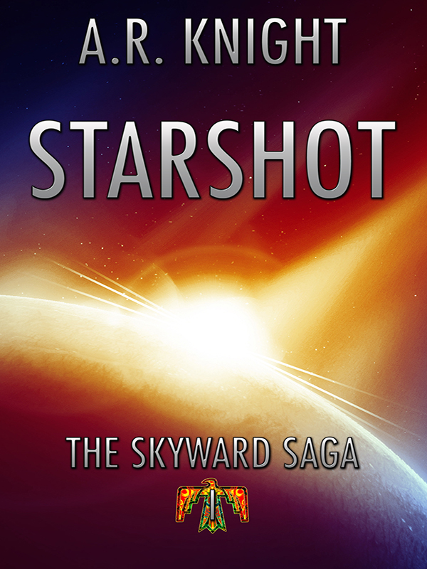 Starshot Cover