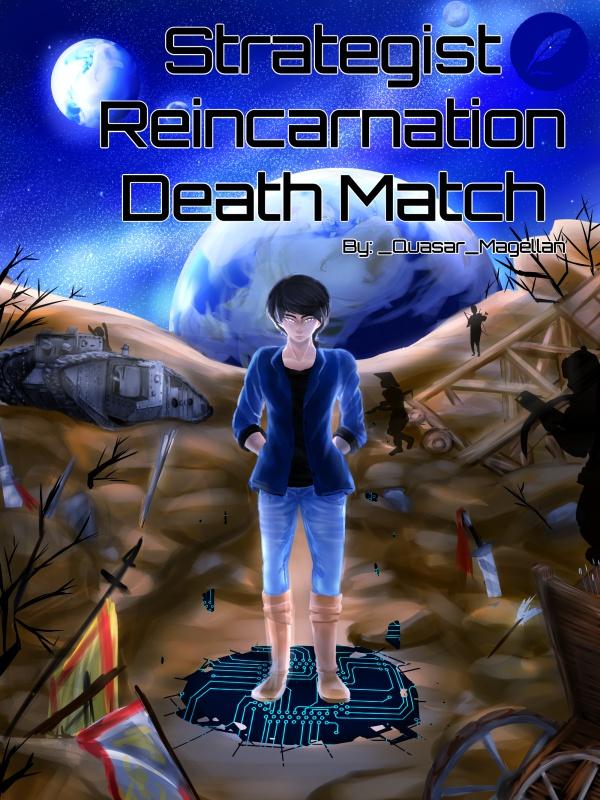 Strategist Reincarnation Death Match Cover