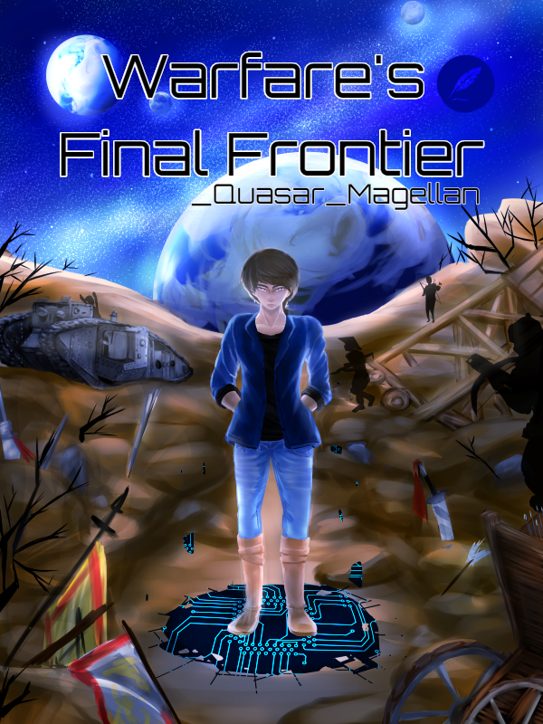 Warfare's Final Frontier Cover