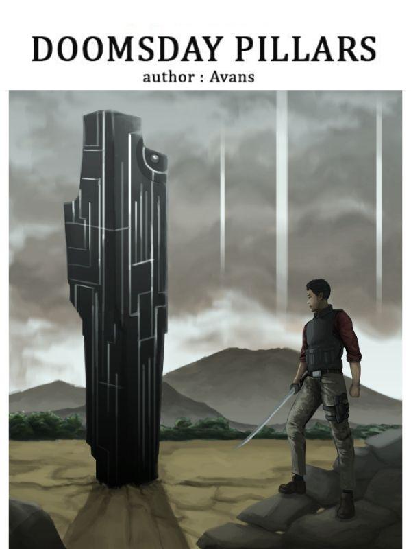 Doomsday Pillars Cover
