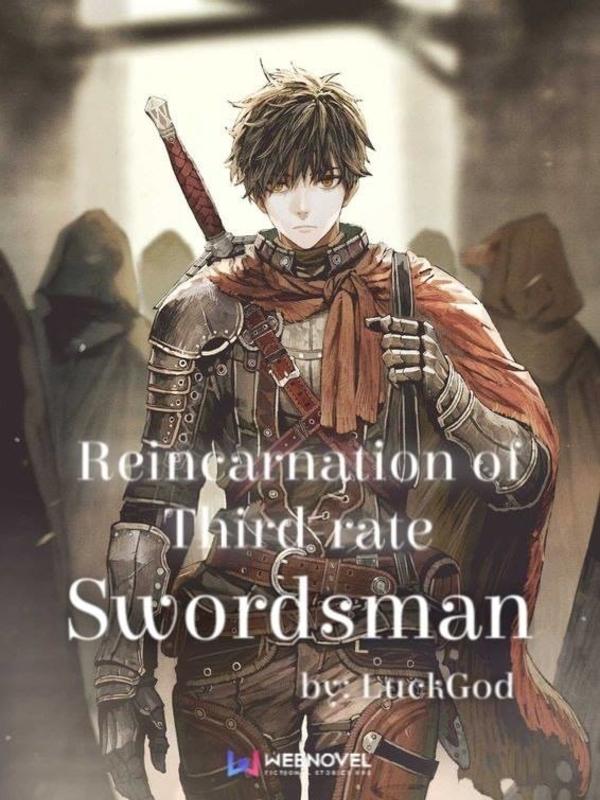 Reincarnation of Third-rate Swordsman Cover