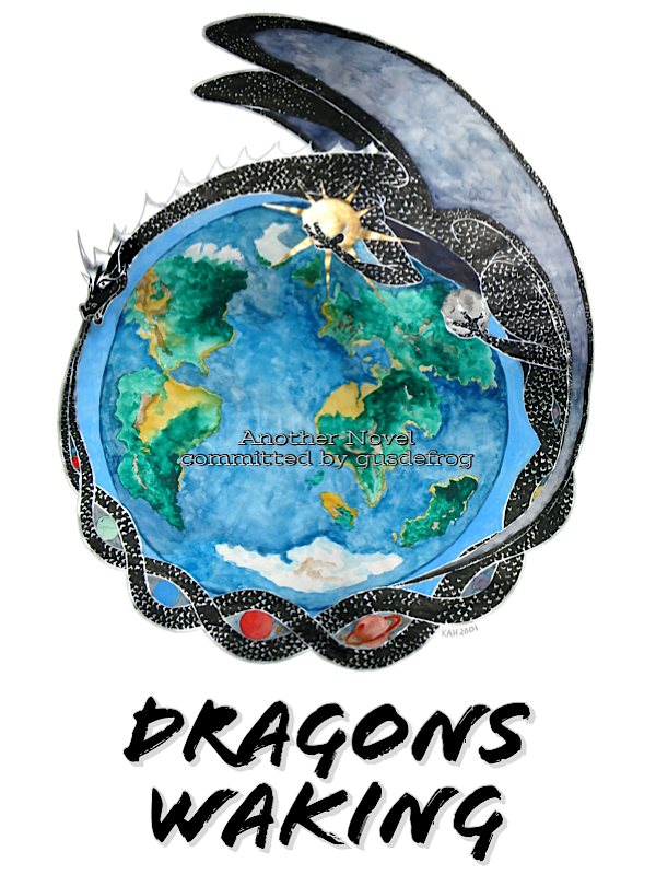 Dragons Waking Cover