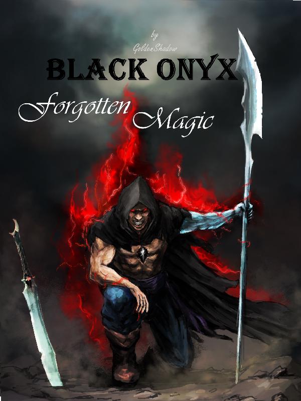Black Onyx - Forgoten Magic Cover
