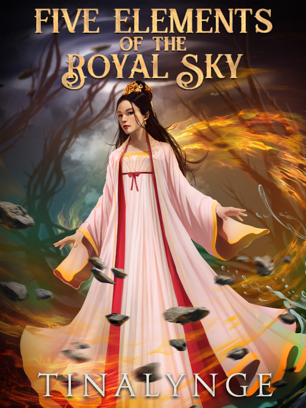 Five Elements of the Royal Sky Cover