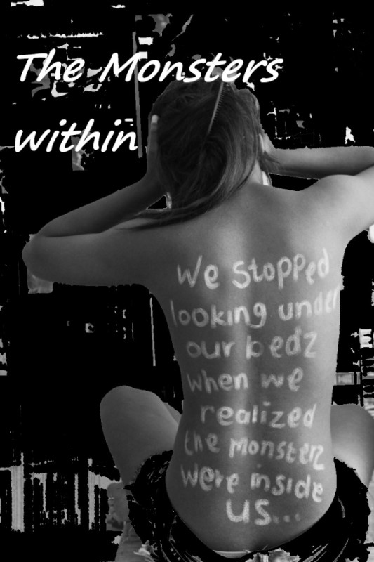 The Monsters Within Cover