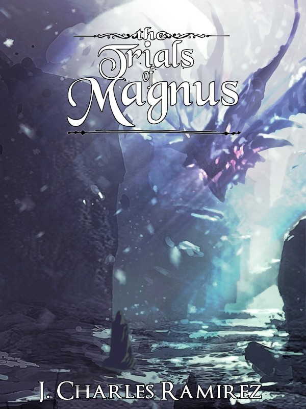 The Trials of Magnus Cover