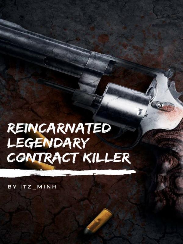 Reincarnated Legendary Contract Killer Cover
