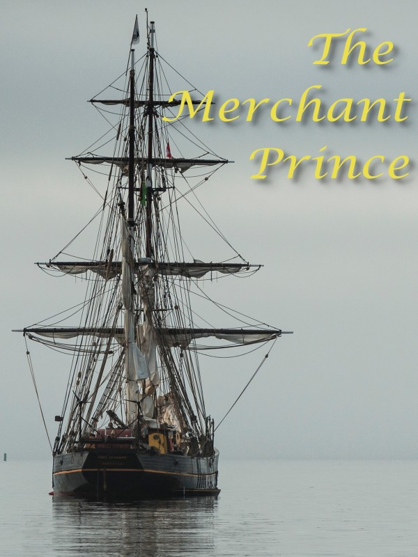 The Merchant Prince Cover