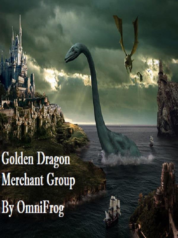 The Golden Dragon Merchant Group Cover