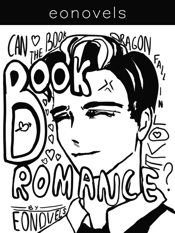 Book Romance: Can the Book Dragon Fall in Love? Cover