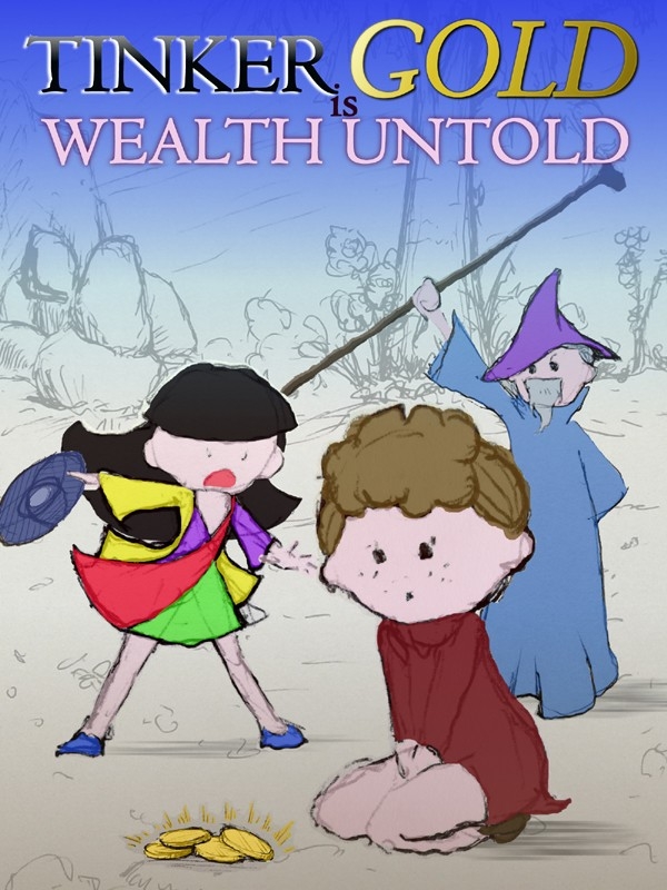 Tinker Gold Is Wealth Untold Cover