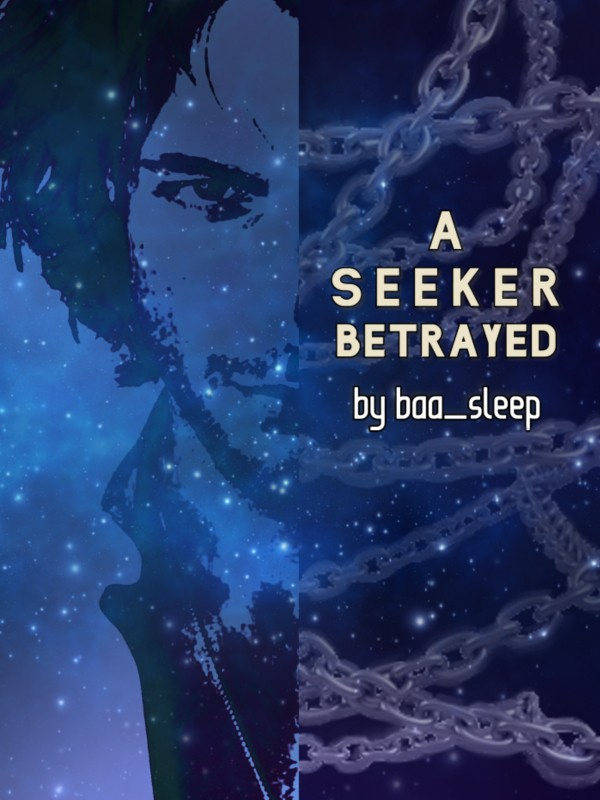 A Seeker Betrayed Cover