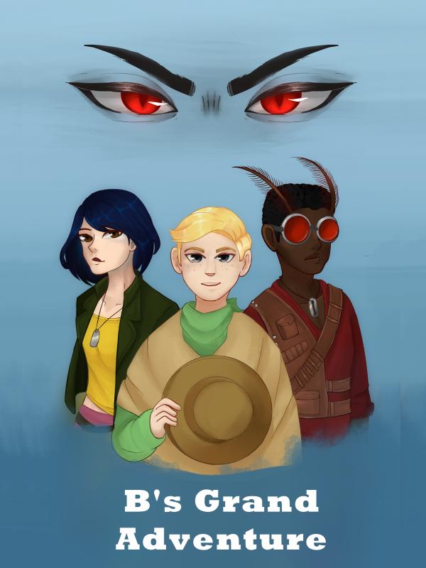 B's Grand Adventure Cover
