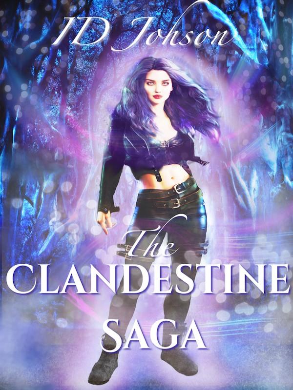 The Clandestine Saga Cover