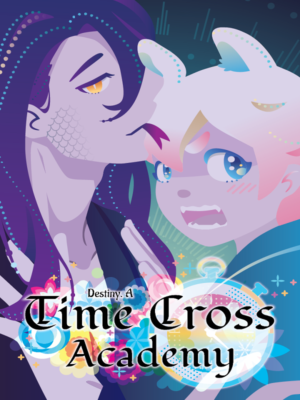 Time Cross Academy [ABO Anthology] Cover