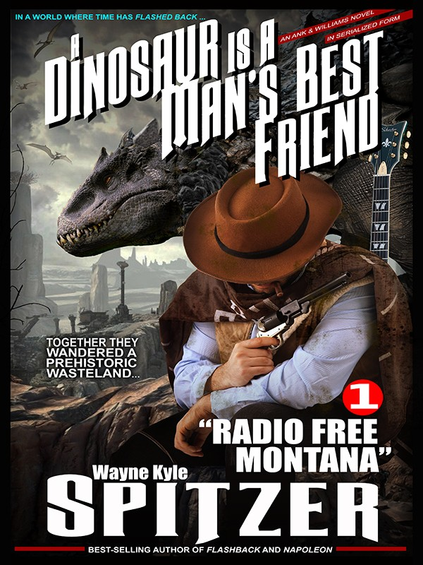 A Dinosaur is a Man's Best Friend Cover
