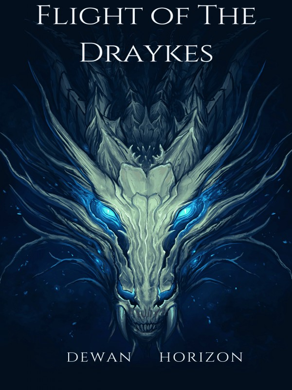 Flight of The Draykes Cover