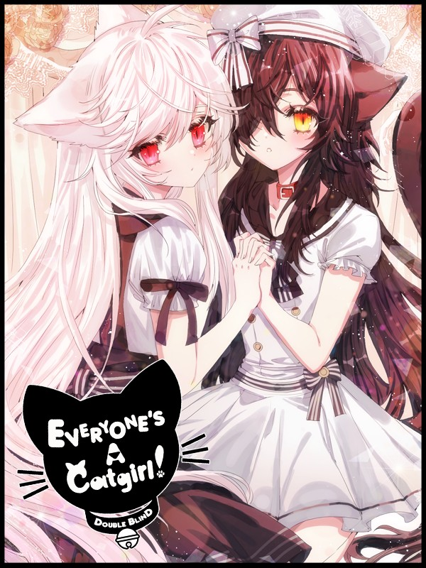 Everyone's a Catgirl! Cover