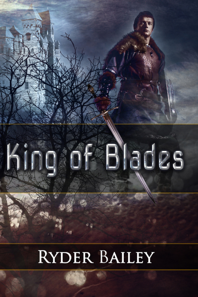 King of Blades (Blades #2) Cover