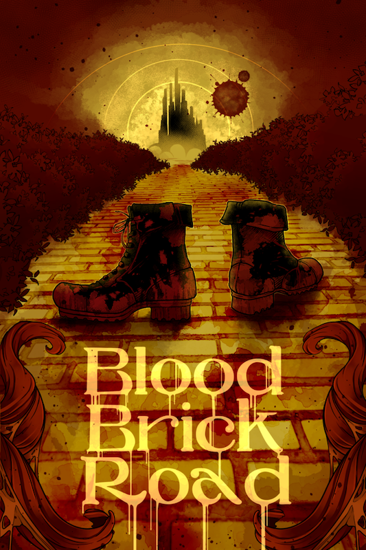 Bloody Brick Road Cover