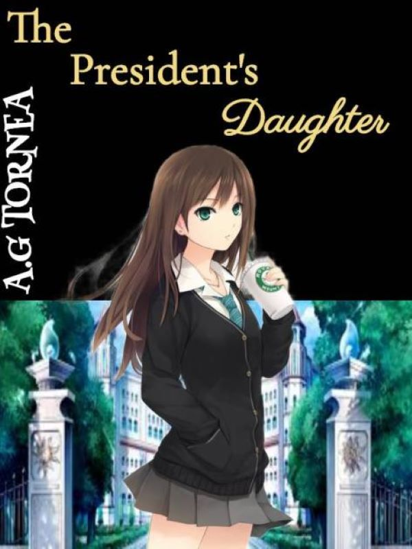 The President's Daughter Cover