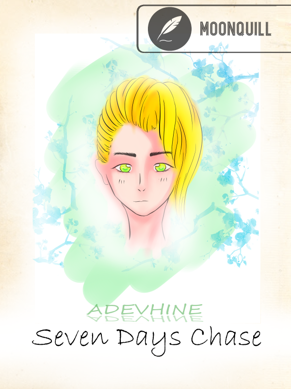Seven Days Chase | Unedited Version Cover