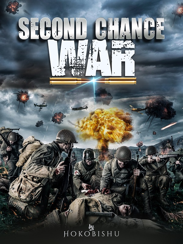 Second Chance War Cover